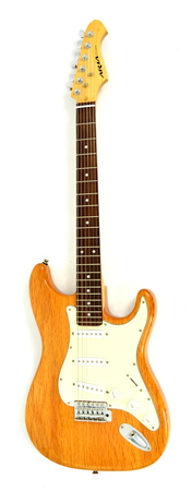 Aria STG Series Natural Gitara Elektryczna (2)