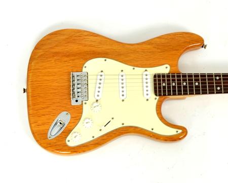 Aria STG Series Natural Gitara Elektryczna (4)