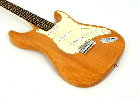 Aria STG Series Natural Gitara Elektryczna (5)