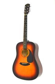 Fender Acoustic DG-5 Sunburst Gitara Akustyczna
