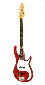 Peavey Milestone III Red Gitara Basowa