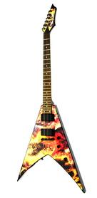 Dean Dave Mustaine V Signature Gitara Elektryczna