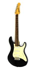 Yamaha Eterna Black Gitara Elektryczna