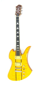 BC Rich Mockingbird Natural Gitara Elektryczna