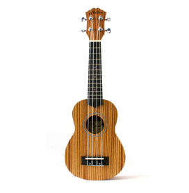 MELLOW UKS-ZB ukulele sopranowe zebra