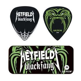 Hetfield's Black Fang TIN-BOX - zestaw kostek gitarowych