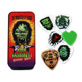 Monster Loos Tin-Box (6szt.) - zestaw kostek gitarowych