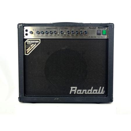 Randall RG50TC Lampowy Wzmacniacz Gitarowy (1)