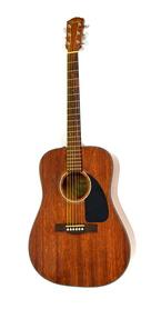Fender Acoustic Cd 60 AM Natural Gitara Akustyczna