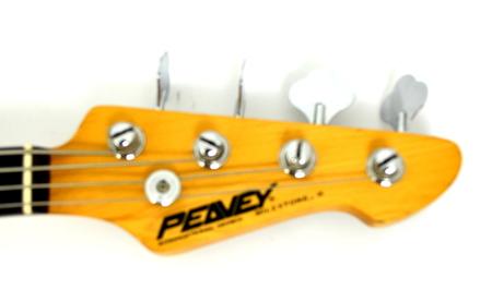 Peavey Milestone III Blued Gitara Basowa