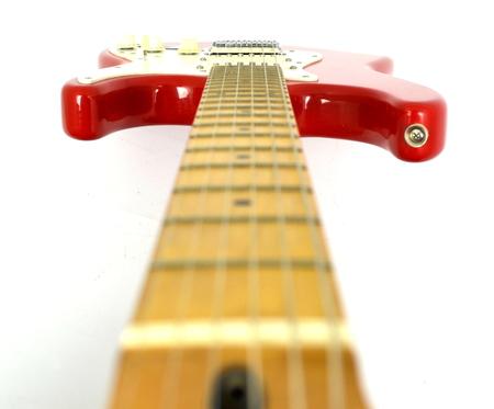 Squier Stratocaster Red Gitara Elektryczna (10)