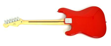 Squier Stratocaster Red Gitara ElektrycznaSquier Stratocaster Red Gitara Elektryczna