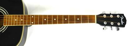 Fender Dg-3 Black Gitara Akustyczna 3