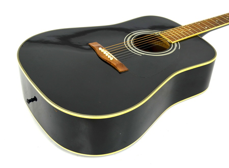 Fender Dg-3 Black Gitara Akustyczna 5