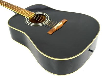 Fender Dg-3 Black Gitara Akustyczna 6