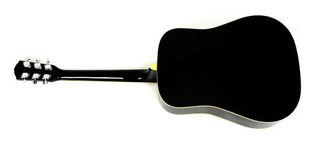 Fender Dg-3 Black Gitara Akustyczna 7