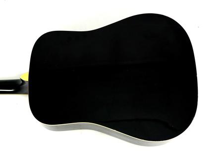 Fender Dg-3 Black Gitara Akustyczna 8