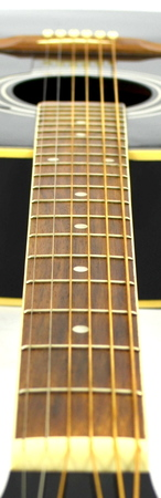Fender Dg-3 Black Gitara Akustyczna 11