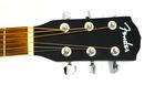 Fender Dg-3 Black Gitara Akustyczna 4