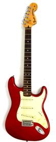 Fender Stratocaster Red Metallic MIM Gitara elektryczna