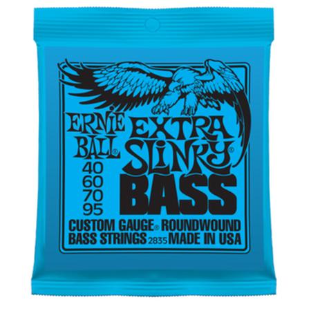 Ernie Ball EB 2835 Extera Slinky Struny Do Gitary Basowej 40-95 (1)