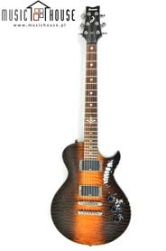 Ibanez ART 300 Brown Cayman Gitara Elektryczna