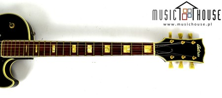 Antoria Les Paul Black MIJ Gitara Elektryczna